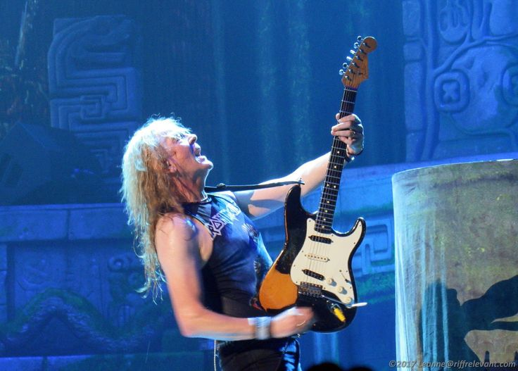 IRON MAIDEN - 'The Book Of Souls Tour' Live Photos & Show Review (Barclay Center, Brooklyn NY 7/21/2017)