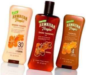 Find out how to get some super cheap Banana Boat or Hawaiian Tropic Products at Target!