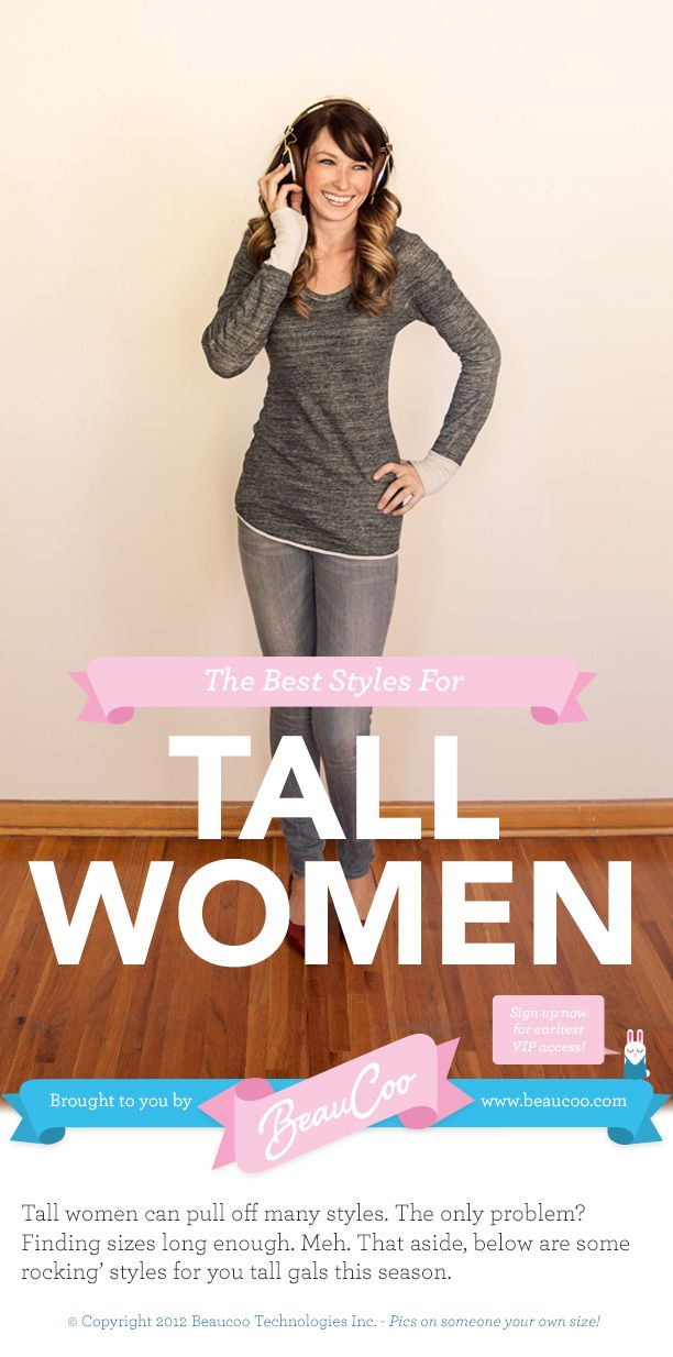 Best websites for tall womens clothing