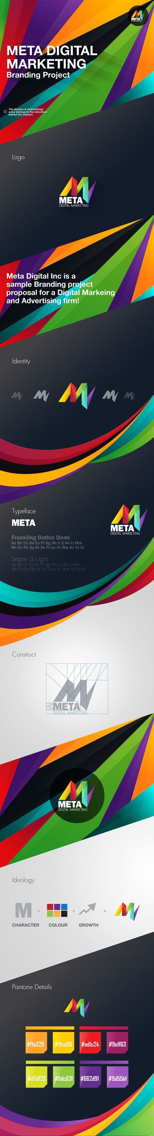 Meta Digital Inc is asample Branding projectproposal for a Digital Markeingand Advertising firm!