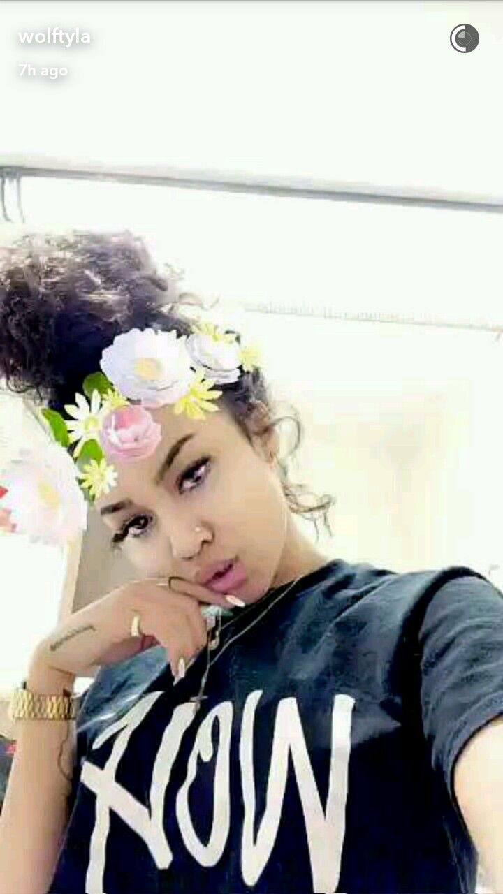 Wolftyla Snapchat Natural Hair Styles Snapchat Curly