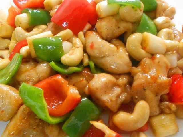 ✿鶏肉のカシューナッツ炒め✿の画像