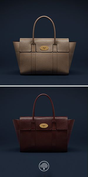 Shop the Bayswater, Mulberry's most iconic leather bag. Loved for its simplicity, practicality and timeless style, the Bayswater is proudly carried all over the world. Launched in 2003, its simple structure, timeless design and signature postman's lock made it instantly popular. Now, more than a decade later, Creative Director Johnny Coca has enhanced the beauty and practicality of the Bayswater bag. The new design is light to carry, yet inherently structured.