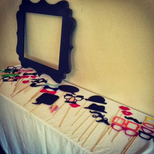 photo booth fun for weddings