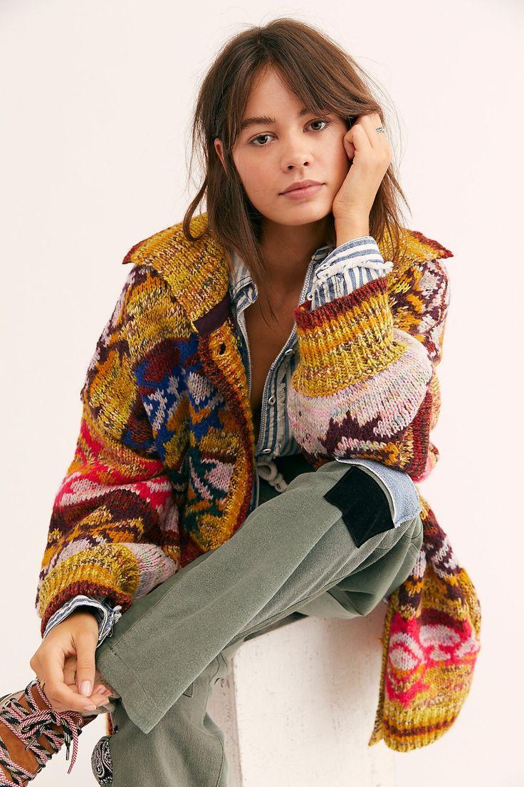 Isle Of Skye Sweater Coat Sweater coats, Sweaters for