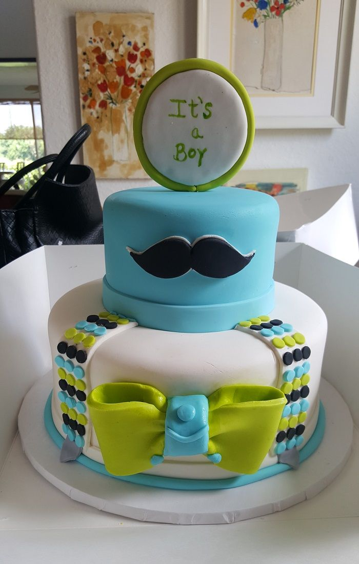 21 Decorative Baby Shower Cake and Cupcake Ideas for Your Next Party