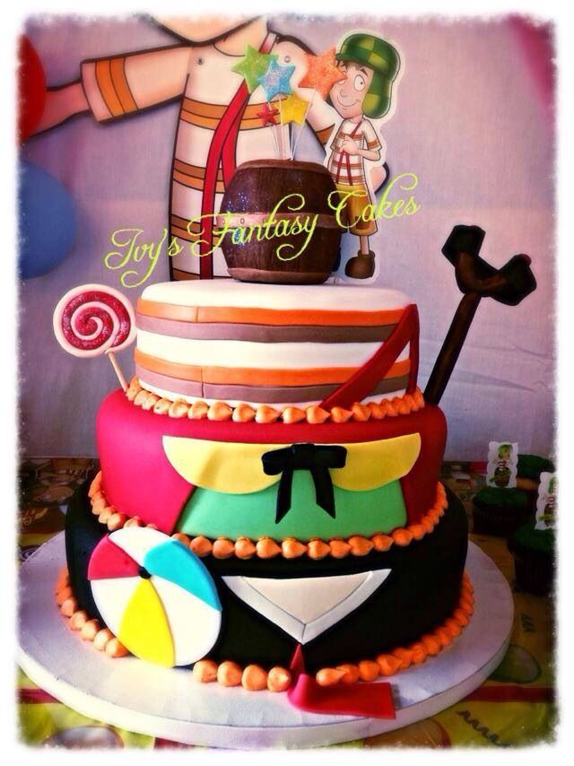 213 Best Images About Chavo Del Ocho Party Ideas On