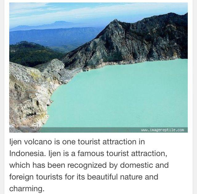 Ijen-East Java Indonesia.