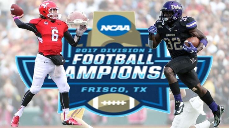 FCS Championship: James Madison vs Youngstown State football live stream