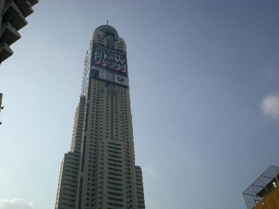 Baiyoke Sky Hotel, Bangkok, Thailandia