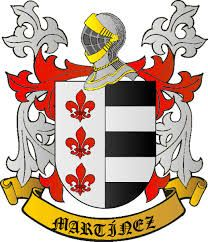 Resultado de imagen para escudo original del apellido martinez