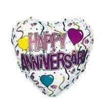 Happy Anniversary Balloon   Anniversary Gifts
