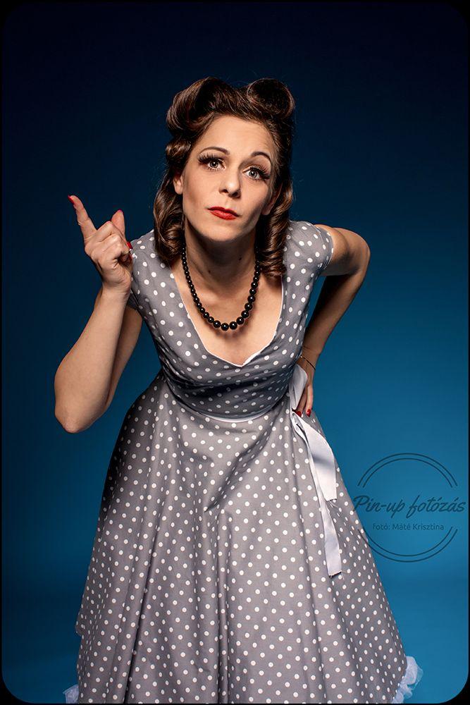 photo: Krisztina Máté make-up: Fanny Mikolay hair: www.magdiszepsegszalon.hu clothes: MiaBella Hungary