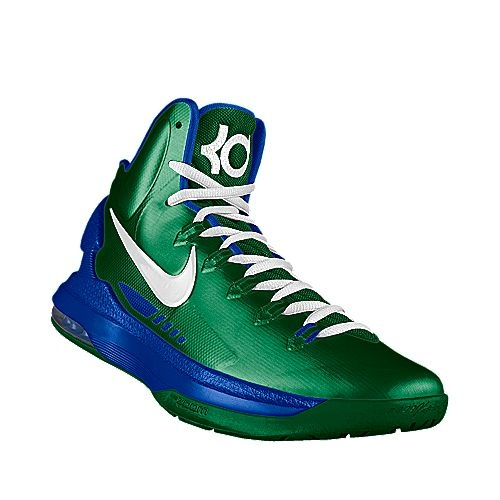 My New KD Basketball Shoes!!!!!!!!
