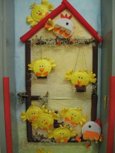 Kippenhok- Liselotje en het Paasfeest