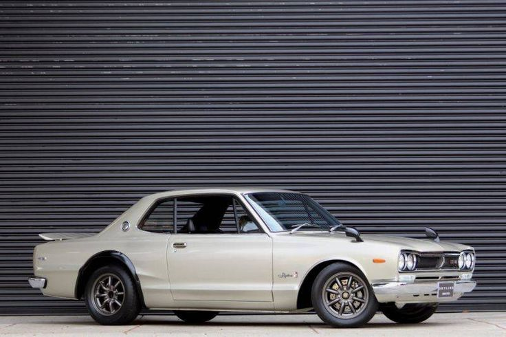 1972 Nissan Skyline for sale #1873803 - Hemmings Motor News