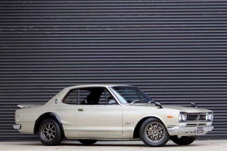 1972 Nissan Skyline for sale #1873803 - Hemmings Motor News