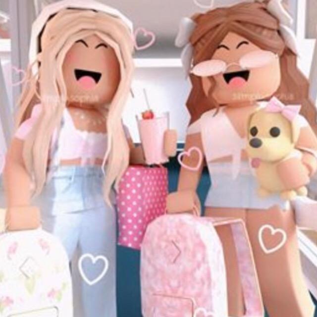 Peachy Vibe Aestheticxxblueberri Tiktok In 2020 Roblox Animation Roblox Pictures Cute Tumblr Wallpaper