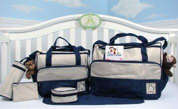 Pusat Baby Diapers Murah - SoHo Popok tas dengan mengubah pad 6 buah set (Dark Angkatan Laut) | Pusat Popok Bayi Terbesar dan Terlengkap Se indonesia