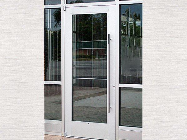 Best 25 commercial glass doors ideas on pinterest - Commercial aluminum exterior doors ...