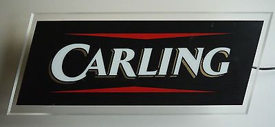 Large #carling beer lager #fluorescent bar #light for home cocktail bar,  View more on the LINK: http://www.zeppy.io/product/gb/2/361480772468/