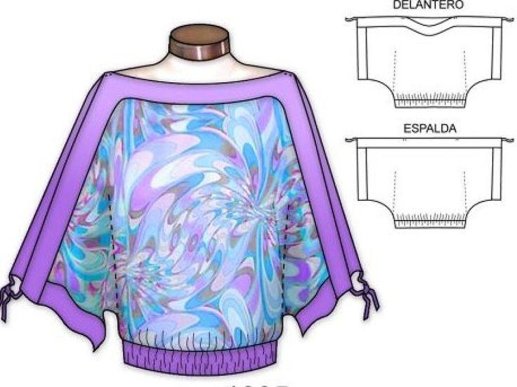 blusas de gasa - Buscar con Google