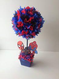 Resultado de imagen para cumpleaños hombre araña ideas