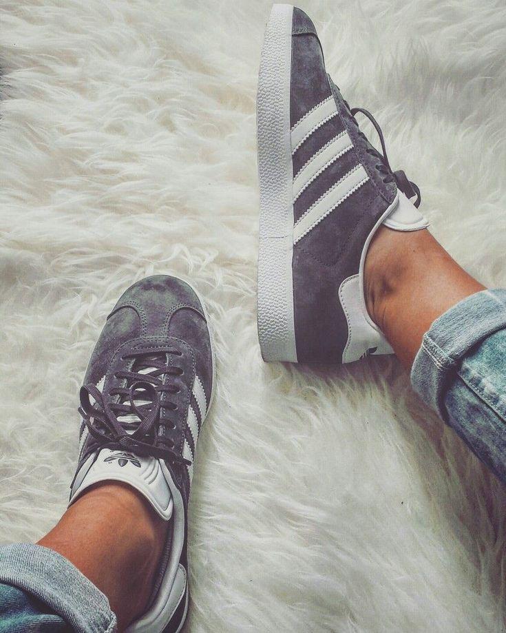 Adidas gazelle grey #adidas #gazelle Clothing, Shoes & Jewelry : Women : adidas shoes http://amzn.to/2j5OwIR