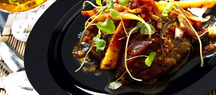 Osso Buco asian style