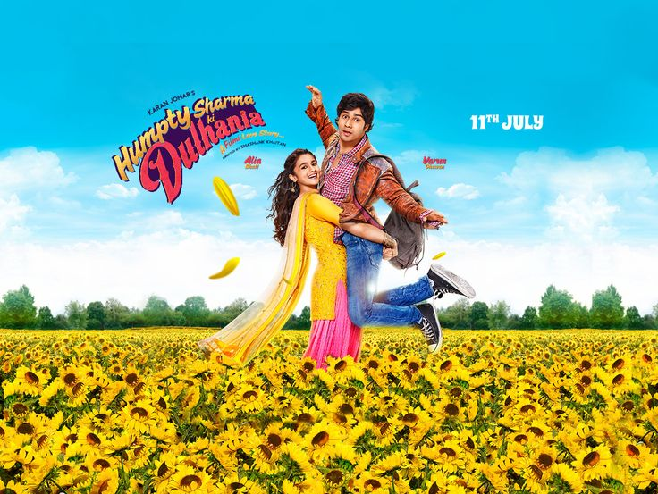 Humpty Sharma Ki Dulhania- 2014 is a cracker of a love story with a sparkling chemistry between Alia Bhatt and Varun Dhawan. When Kavya Pratap Singh, a chirpy, yet fiesty girl from Ambala, decides to make a trip to Delhi for her marriage shopping, she meets a young, carefree Delhi lad, Humpty Sharma.