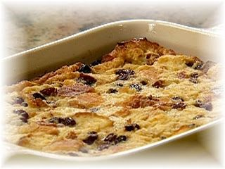Dreamy Drops: Low-Fat Cinnamon Roll Bread Pudding #weightwatchers