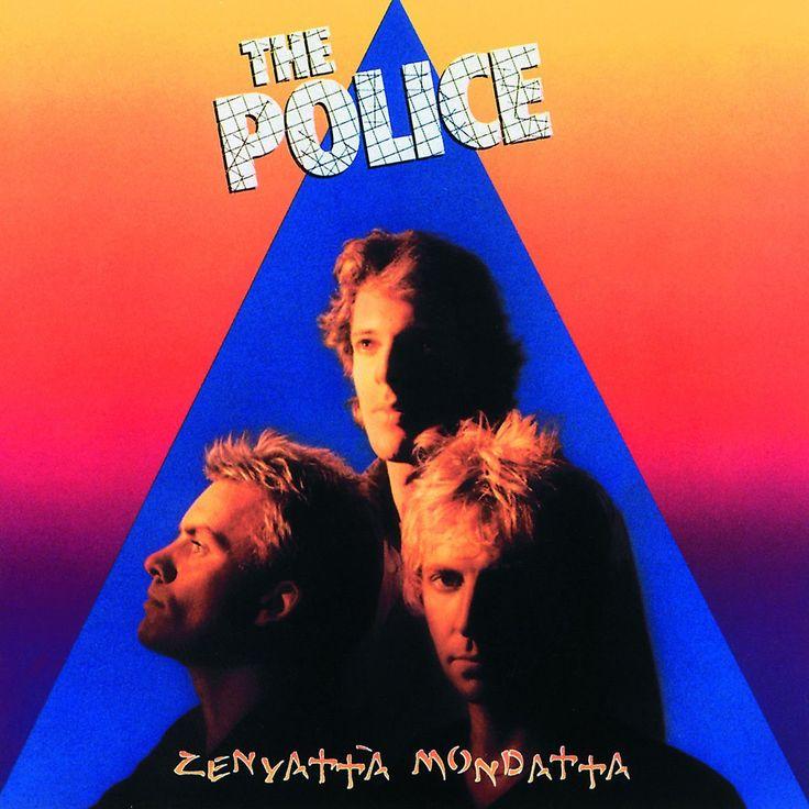 The Police - Zenyatta Mondatta - CD