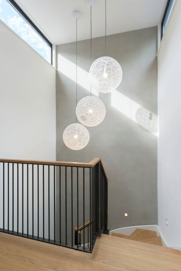 Ingenious Stairway Design Ideas for Your Staircase Remodel – Sebring Design Buil…  #Beleuchtung