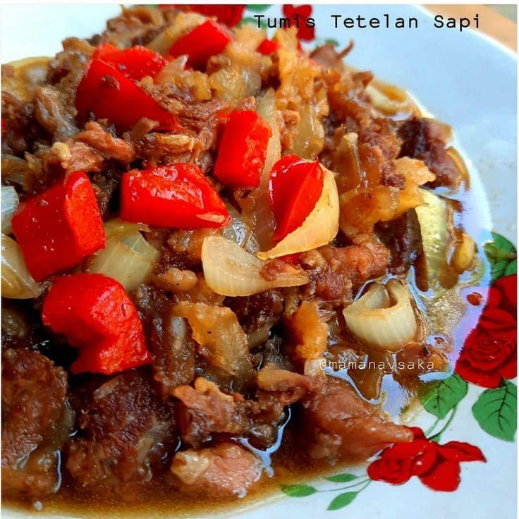 Resep Tetelan Sapi Berbagai Sumber Di 2020 Resep Pot Roast Masakan