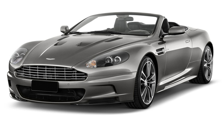 Aston Martin Volante Convertible, considered one of the greatest convertibles ever made.