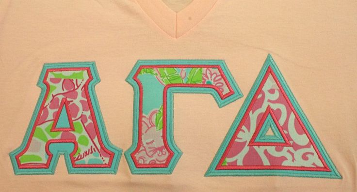 greek letters shirts 2 sorority letters lilly prints lilly sorority shirts 22053 | 11c7f6edaa9e33adf6f46ab0c6c0fdc2
