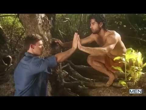 spanish gay short film baño publico