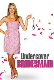Undercover Bridesmaid Poster