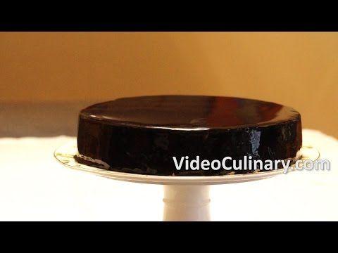 Resep Chocolate Mirror Cake (Kue Cermin Berkilau Ala Rusia) - Resep Asik