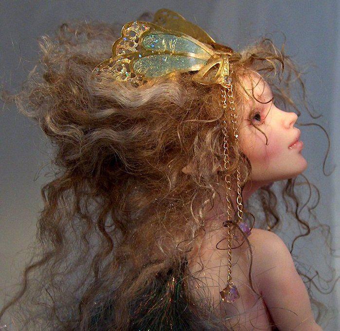 Куклы-феи от Nicole West