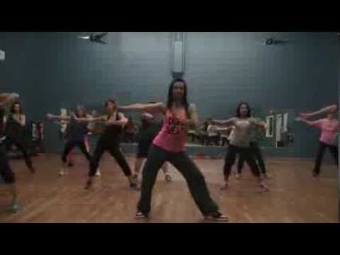 """Country Girl Shake it For Me"" Zumba with Moe - YouTube"