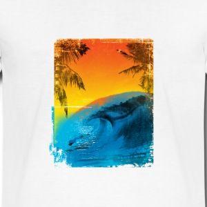High Tide - Men's Long Sleeve Performance T-Shirt