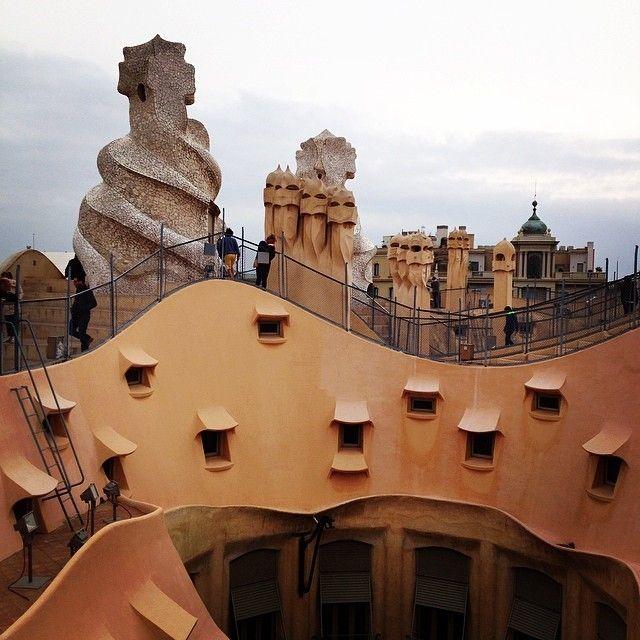 Barcelona, Spain Photo by Chris