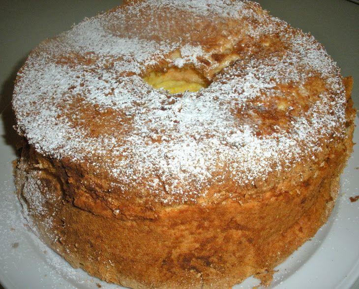 Passover lemon sponge cake recipe no flour only potato