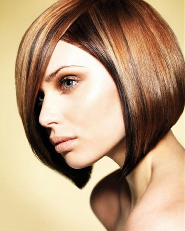 Incredible 1000 Images About Hair On Pinterest Chelsea Kane Inverted Bob Short Hairstyles Gunalazisus
