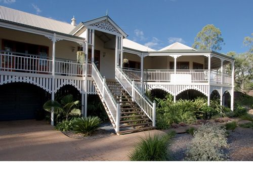 Ascot Traditional Queenslander style home