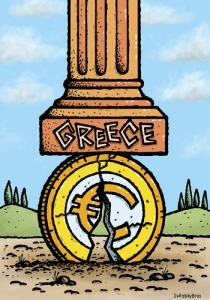 Greece crisis contagion on the cards