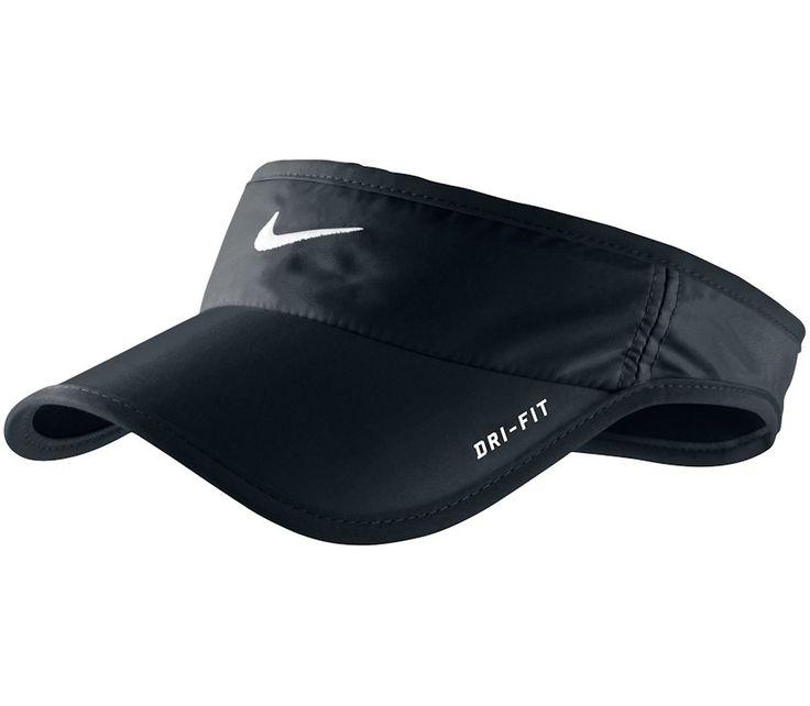 Nike Featherlight Visor  http://www.ilikerunning.com/nike-featherlight-visor/  #nike #visor