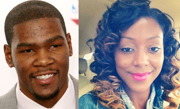 Kevin Durant: NBA Star Gets Engaged To Monica Wright — Report