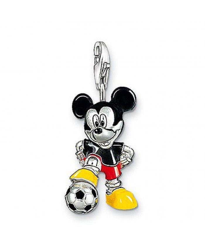 88c620ab7e8c Thomas Sabo Mickey Mouse Charm